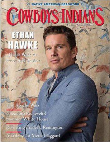 Cowboys & Indians Aug/Sept 2016
