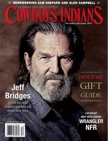 Cowboys & Indians Nov/Dec 2017