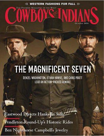 Cowboys & Indians Oct/Nov 2016