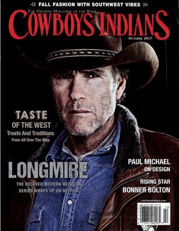 Cowboys & Indians Oct/Nov 2017